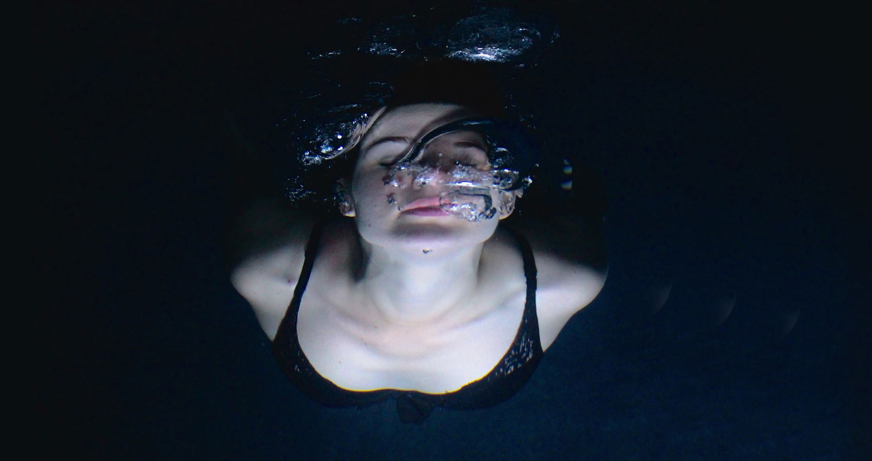 The Pool Of Darkness, a poem written by H.M. Gautsch at Spillwords.com