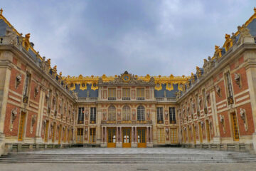 Versailles, a poem written by Rich at Spillwords.com