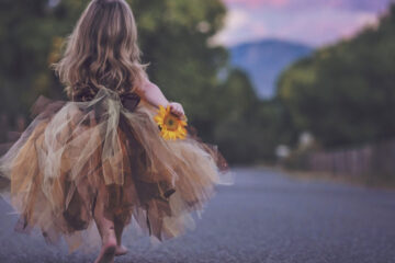 A Child, a poetry written by Miss Kanishka at Spillwords.com