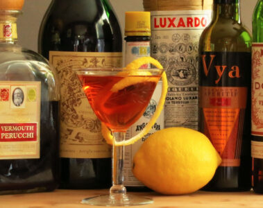 Like The Vermouth in The Back of The Cabinet, poetry by George Gad Economou at Spillwords.com