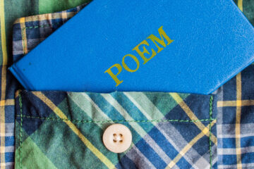 Poem In My Shirt Pocket, poetry written by Mark Tulin at Spillwords.com