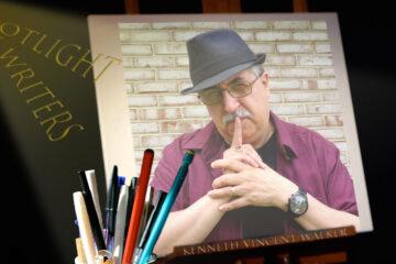 Spotlight On Writers - Kenneth Vincent Walker, interview at Spillwords.com