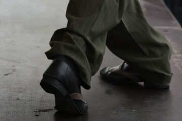 Tango Lessons, a poem written by Kenneth Salzmann at Spillwords.com