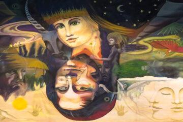 Transcendence, poetry written by R.M. Engelhardt at Spillwords.com