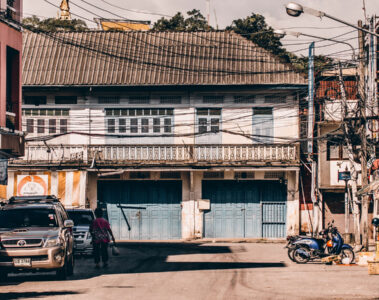 A Bad Neighborhood, flash fiction by Jose Wan Diaz at Spillwords.com