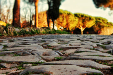 All Roads Lead To Rome, a poem written by lulia Halatz at Spillwords.com