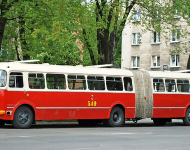 Amazing Bus, short story written by Walerian Domanski at Spillwords.com