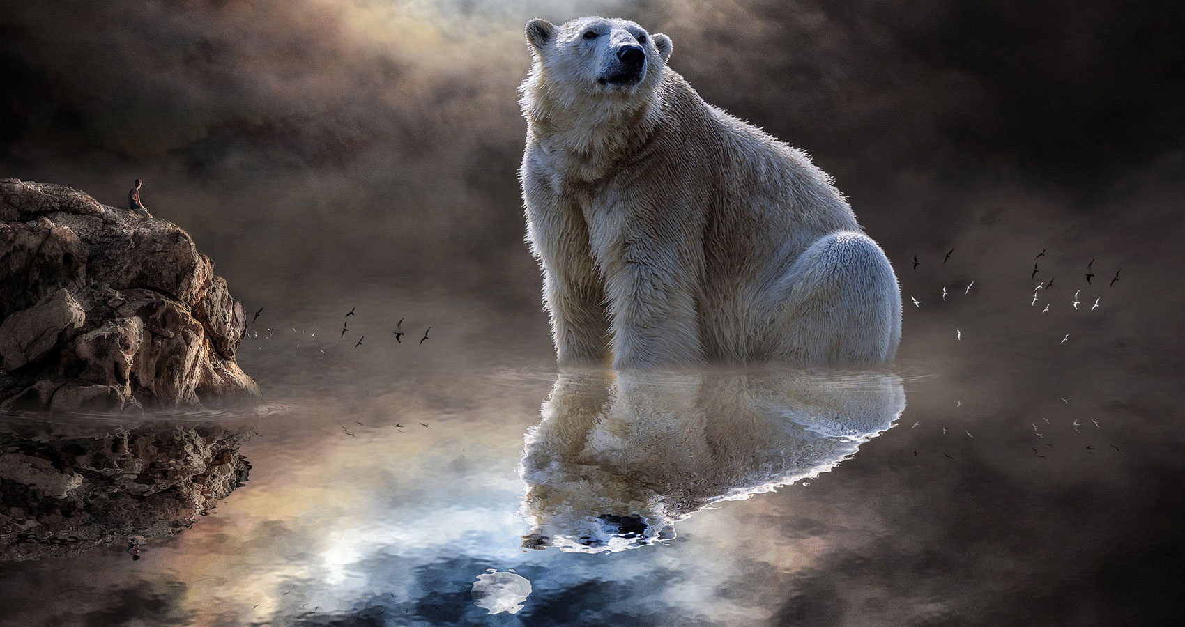 Bear In There, a poem by Shel Silverstein at Spillwords.com