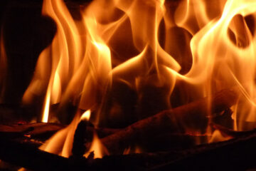 Blaze, poetry written by L.M. Giannone at Spillwords.com