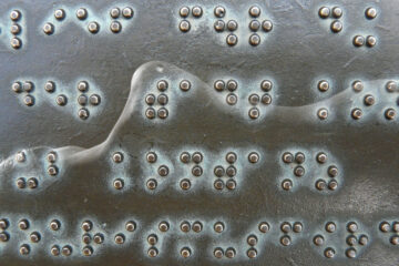 Read Me Like Braille, a poem by Sharon Carter-Wray at Spillwords.com