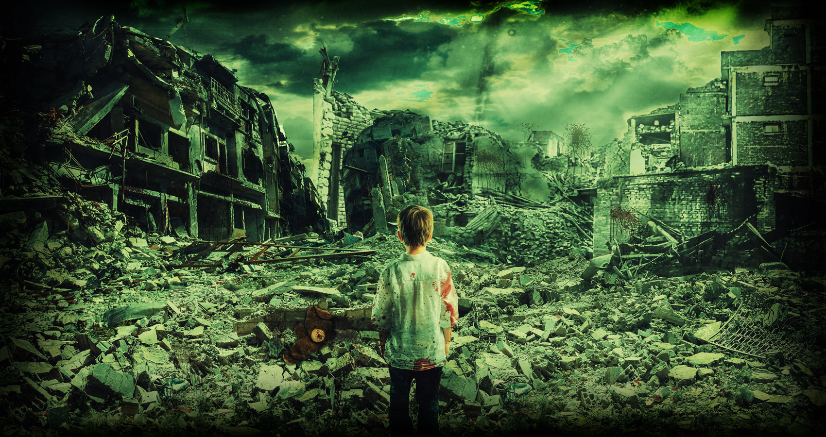 War From the View of Mother Earth, short story by Kerri Jesmer at Spillwords.com