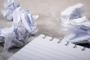 Writing Blocks, micropoetry written by Raphfael Wormge at Spillwords.com