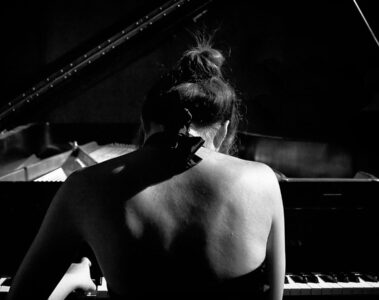 Jill, The Piano and MS, poetry written by John Grey at Spillwords.com