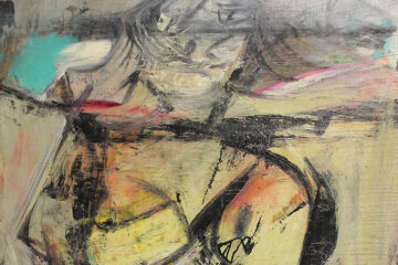 MEETING DE KOONING, written by Dianne Moritz at Spillwords.com