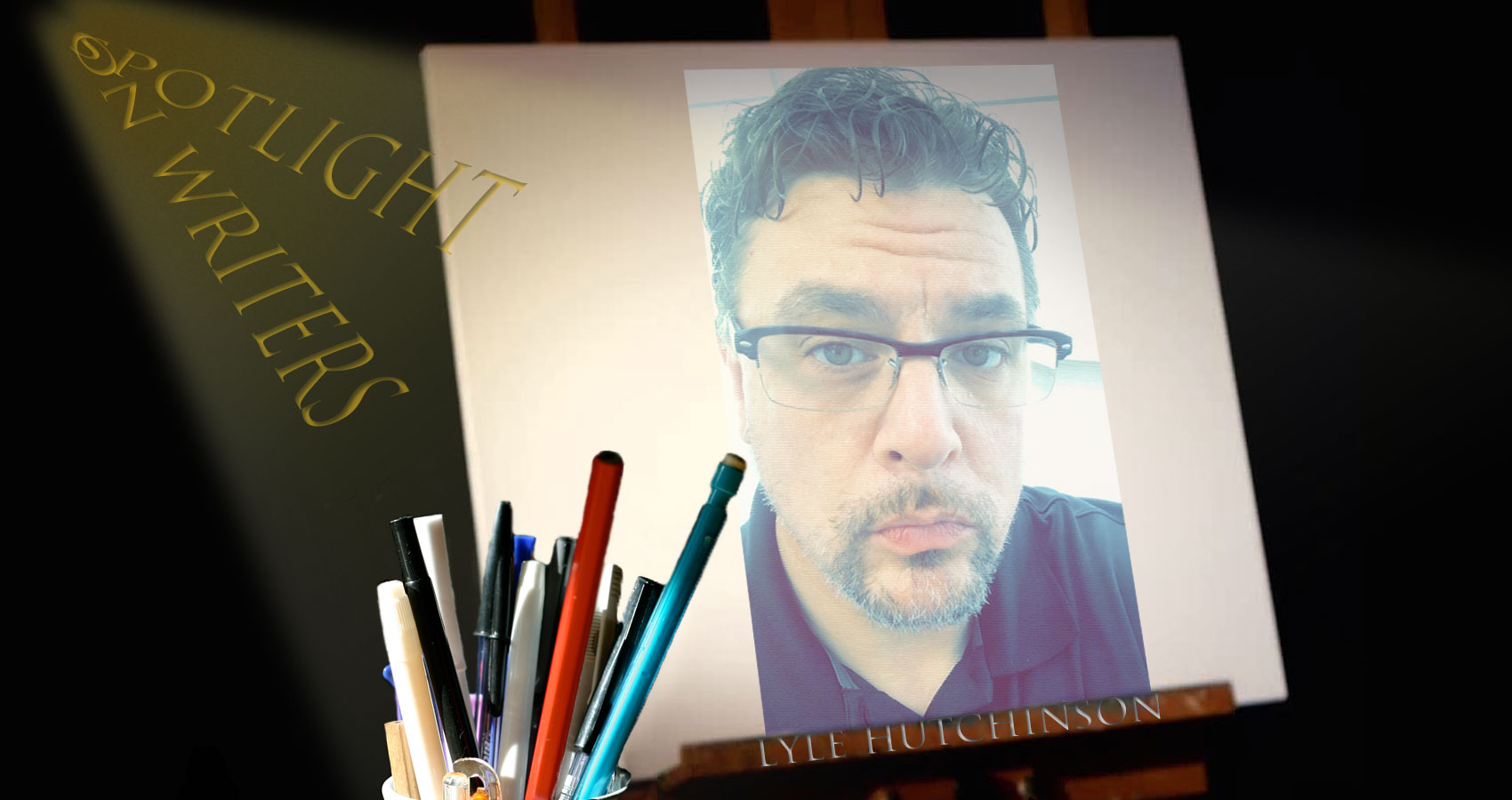 Spotlight On Writers - Lyle Hutchinson, interview at Spillwords.com
