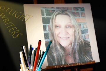 Spotlight On Writers - Sharona Reeves, interview at Spillwords.com