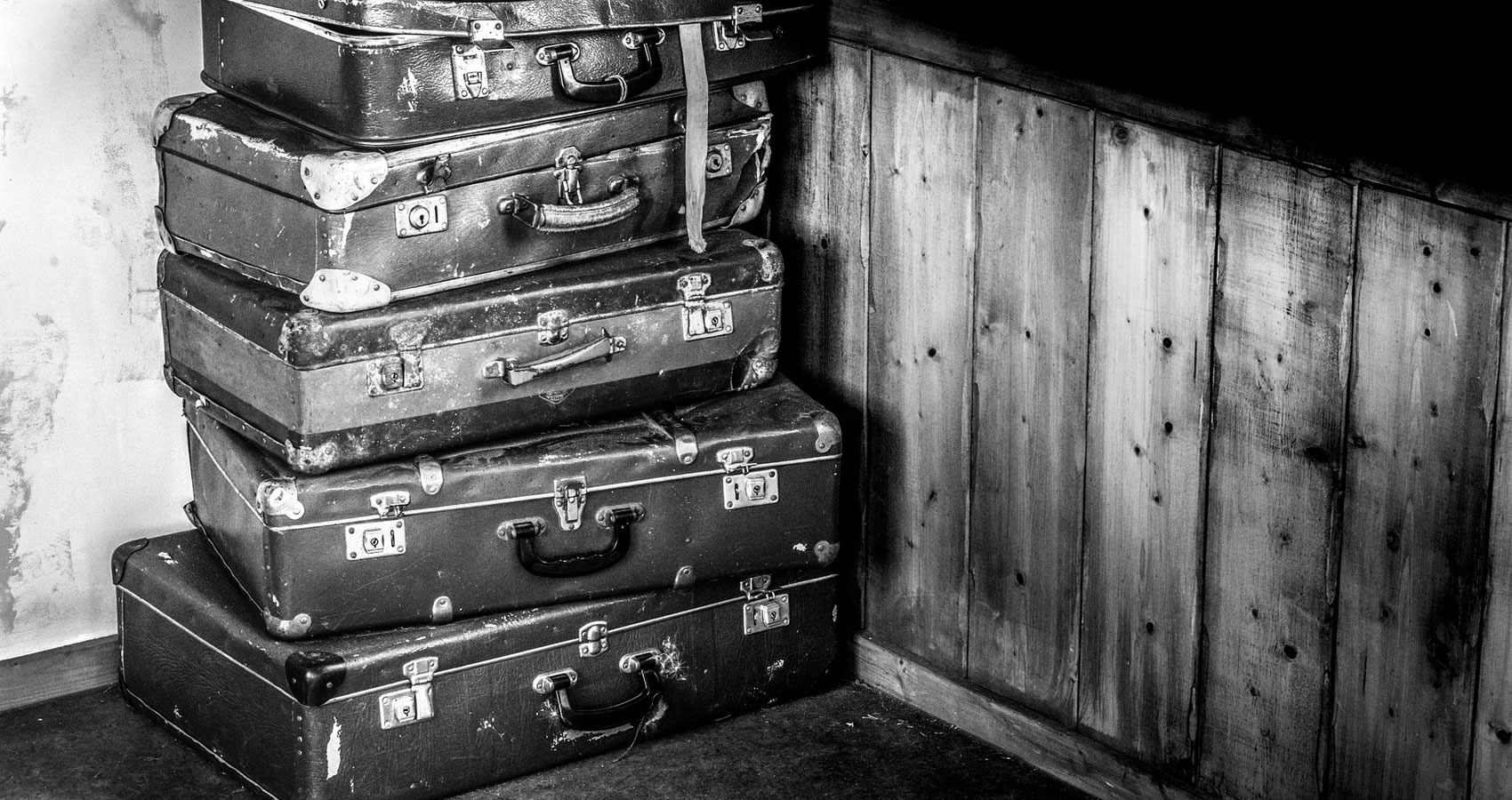 The Baggage, poetry written by Kushal Poddar at Spillwords.com
