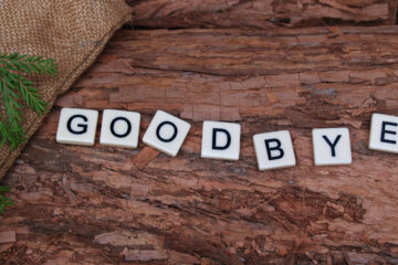 Goodbye, poetry written by Mona Lisa at Spillwords.com