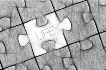 Life Is A Puzzle, poetry written by KL Merchant at Spillwords.com