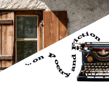 "...on Poetry and Fiction - Just ""One Word"" Away (""WINDOW""), editorial by Phyllis P. Colucci at Spillwords.com"