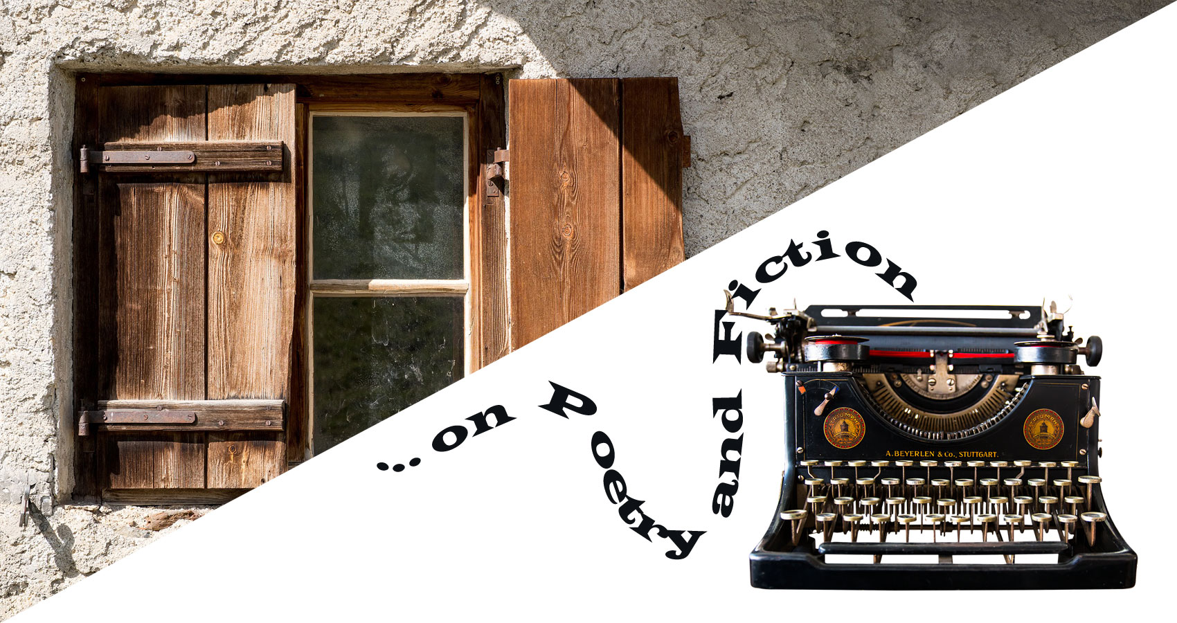 """...on Poetry and Fiction - Just """"One Word"""" Away (""""WINDOW""""), editorial by Phyllis P. Colucci at Spillwords.com"""