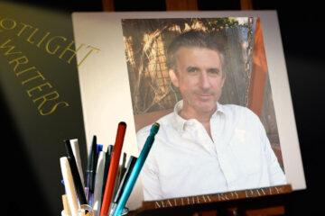 Spotlight On Writers - Matthew Roy Davey, interview at Spillwords.com