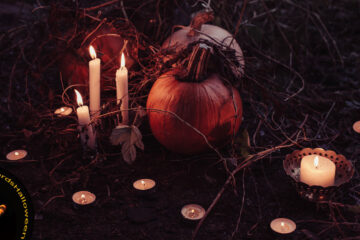 All Hallows' Eve History, poetry by Sharona Reeves at Spillwords.com