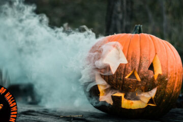 Halloween Visitation, poem written by Sheri M. Stewart at Spillwords.com