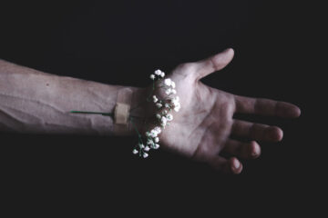 My Hand Is Only Denied, poetry by Jerry Langdon at Spillwords.com