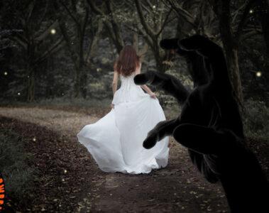 Night Stalker, a poem written by Verona Jones at Spillwords.com