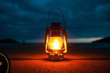 Nightlight, poetry written by Tina Privitera-Reynolds at Spillwords.com