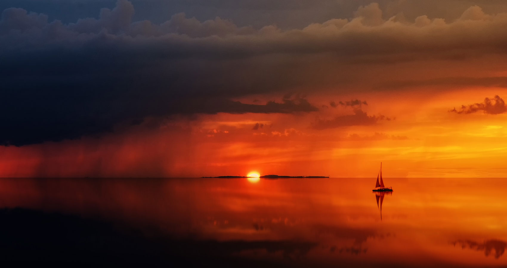 On Sailing, a poem written by Mike Turner at Spillwords.com