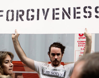 Please Forgive Us, a poem written by Don Knowles at Spillwords.com