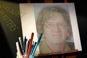 Spotlight On Writers - John Grey, interview at Spillwords.com