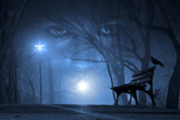 The Dark Mentalist, dark poetry written by Fallen Engel at Spillwords.com