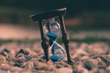 Time, micropoetry written by Heath Brougher at Spillwords.com