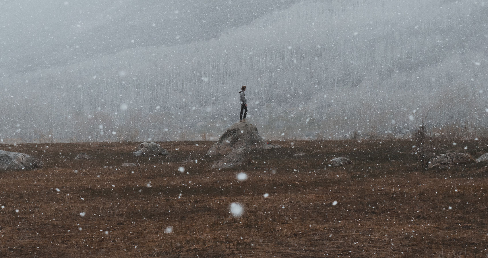 Cold Winter In My Heart, micropoetry by Simone Solìto at Spillwords.com