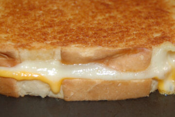 Grilled Cheese Hold The Memory by Judge Burdon at Spillwords.com