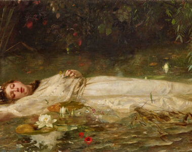 Poem for Ophelia, micropoetry by Martina Rimbaldo at Spillwords.com