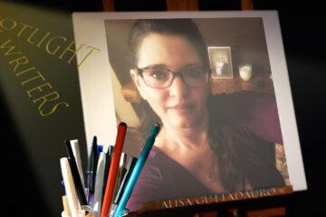 Spotlight On Writers - Alisa Guttadauro, interview at Spillwords.com