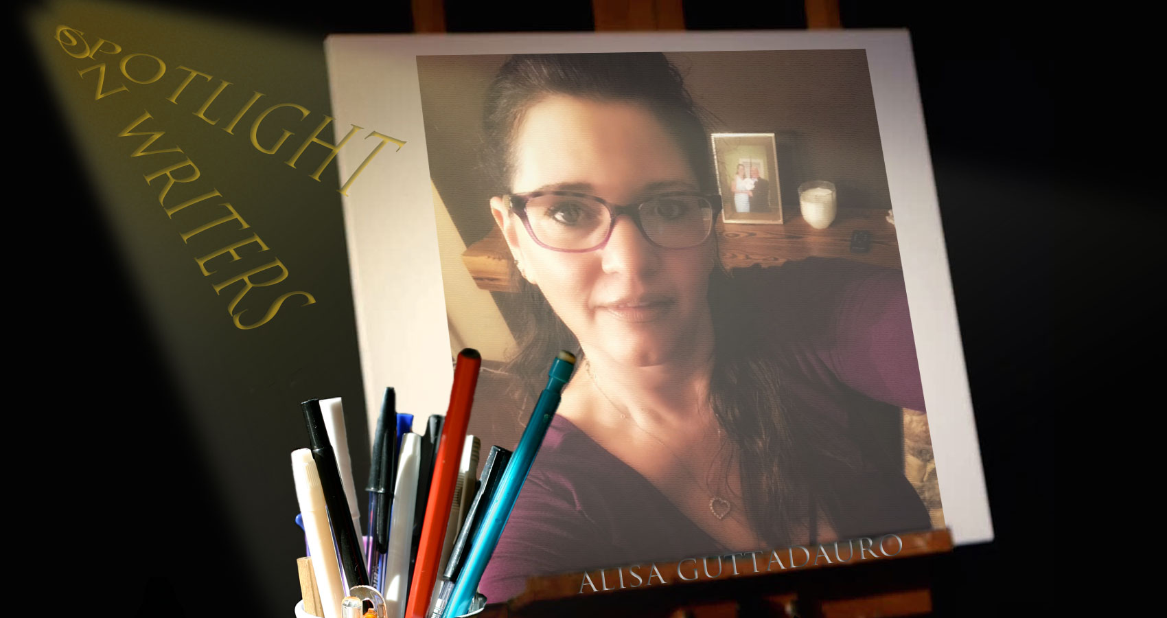 Spotlight On Writers - Alisa Guttadauro, interview at Spillwords.com