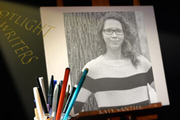 Spotlight On Writers - Katy Santiff, interview at Spillwords.com