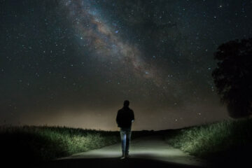 The Fireflies, poetry written by David Dephy at Spillwords.com