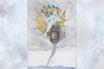 Tornado Child, poetry written by Elizabeth Barton at Spillwords.com