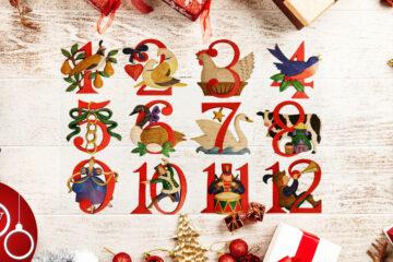 12 Days of Christmas, poem by Star Blossem Goddess at Spillwords.com