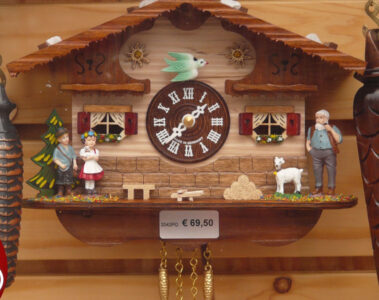 A Cuckoo Clock Christmas, a poem by Lee Dunn at Spillwords.com