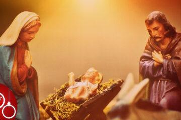 Christmas Crib at Saint Teresa's Church, a poem by Joe Cushnan at Spillwords.com