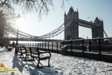 Christmas Fairytale of London by Robin McNamara at Spillwords.com