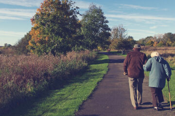 Growing Old, poetry written by Judge Burdon at Spillwords.com
