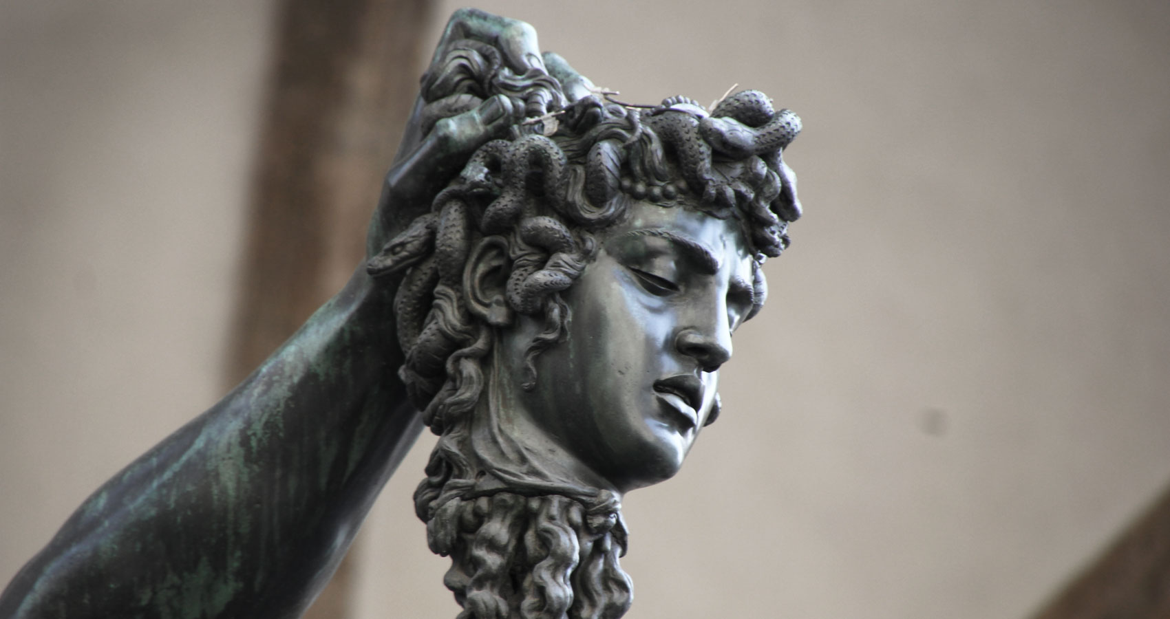 Medusa, poetry written by Tammy M Darby at Spillwords.com
